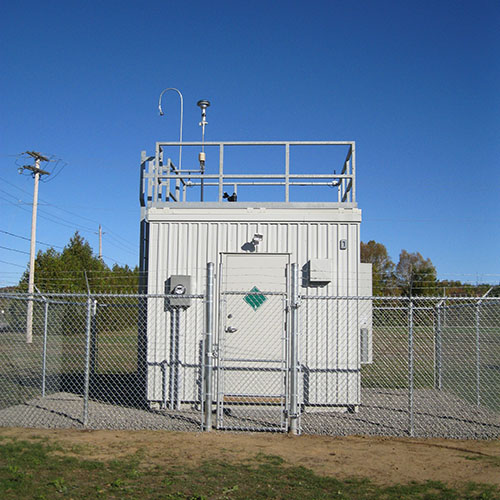North Bay Air Monitoring Station